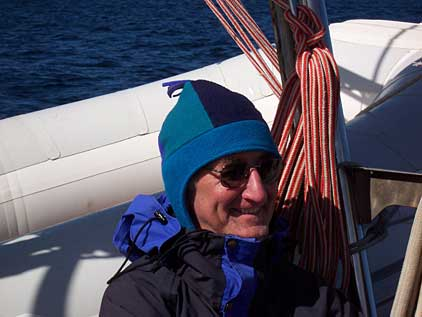 Heading to Port Pegasus, Stewart Island